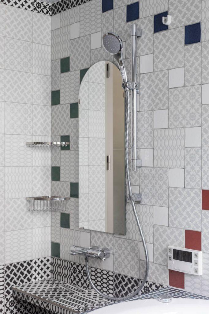 シャワー器具など